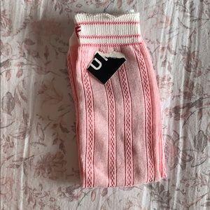 UNIF SOCKS pink